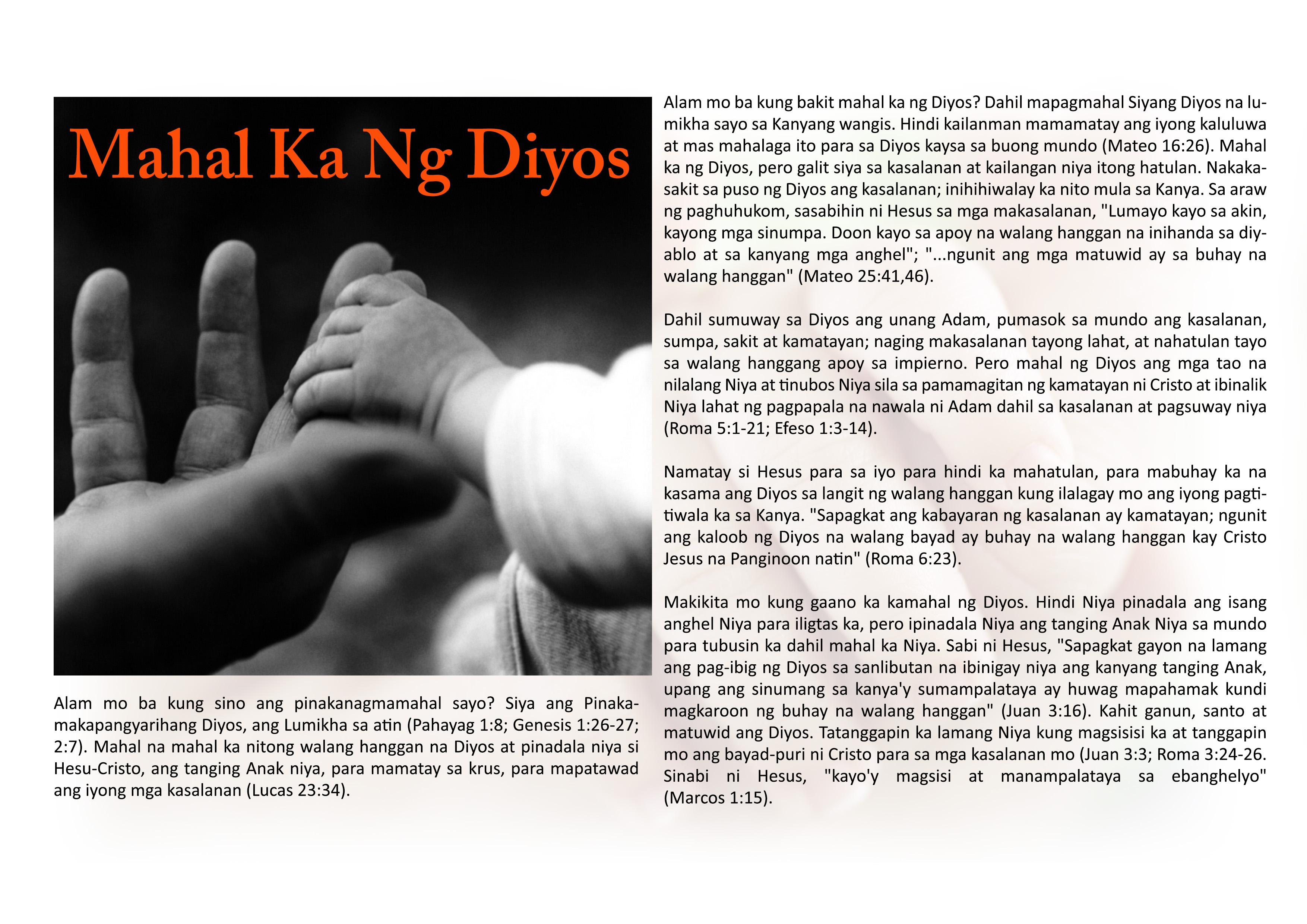 God loves you_tagalog
