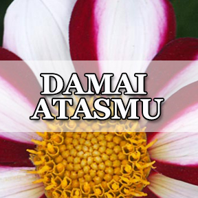 DAMAI ATASMU(Indonesian-Peace be unto you)