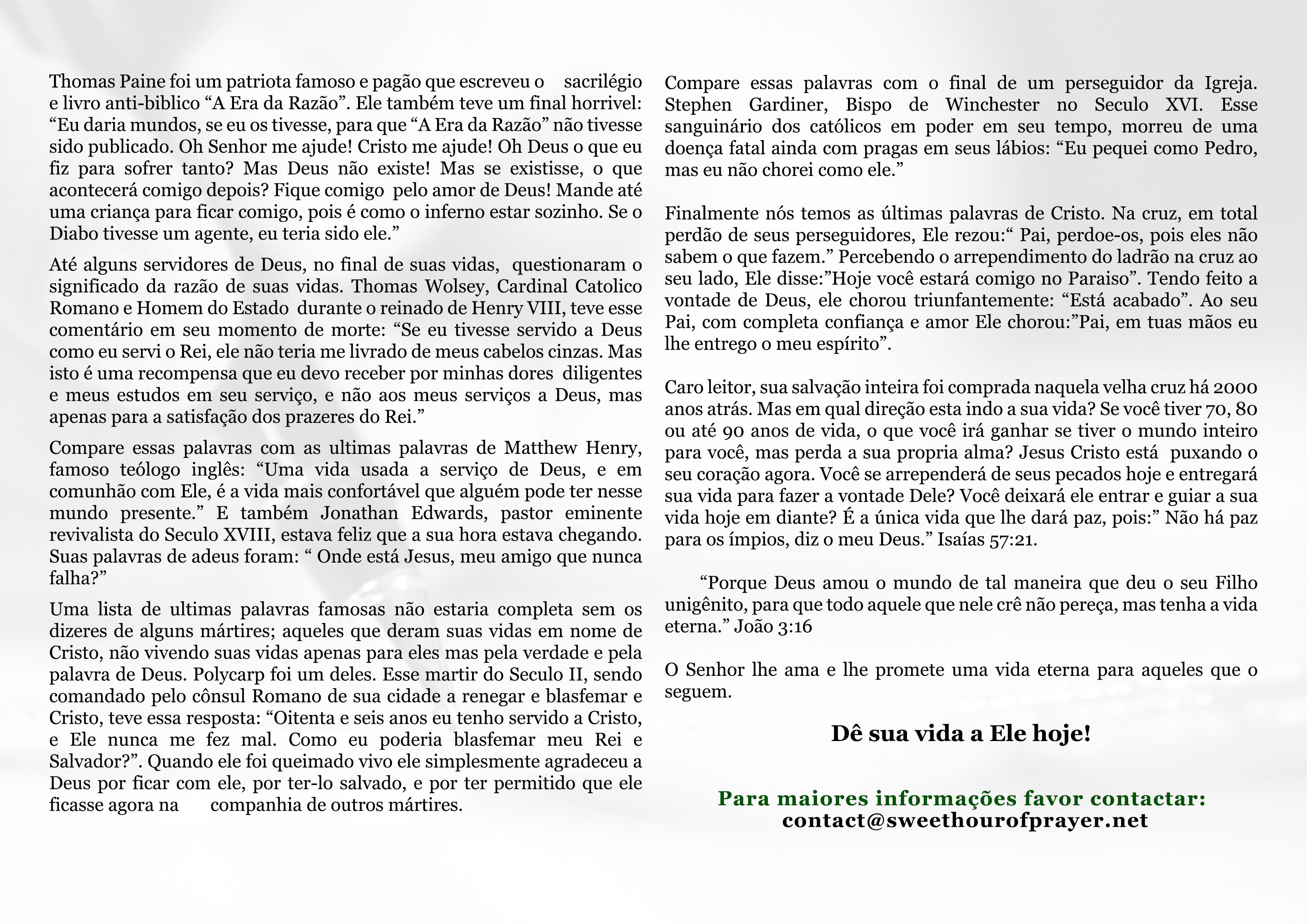 Famous last words portuguese page2