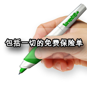 包括一切的免费保险单(Chinese-free-inclusive-insurance-policy)