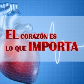 EL CORAZÓN ES LO QUE IMPORTA(heart of matter)