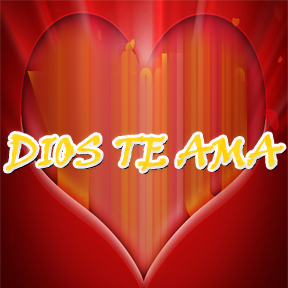 DIOS TE AMA(God loves you)