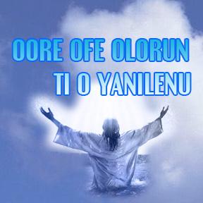 Amazing grace of God-Yoruba