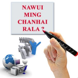 NAWUI MING CHANHAI RALA (Is your name registered)