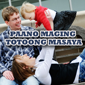 Paano magin totoong masaya..( How to be really happy )