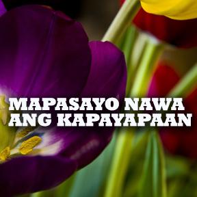Mapasayo nawa ang kapayapaan..( Peace be unto you )