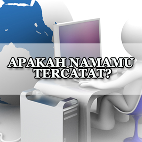 APAKAH NAMAMU TERCATAT?(Indonesian-name registered)