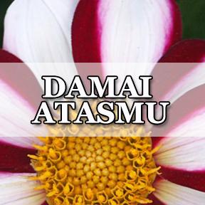 DAMAI ATASMU(Indonesian-Peace be unto you)
