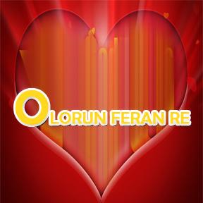 God loves you-Yoruba