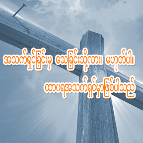 Burmese Live to die no live forever