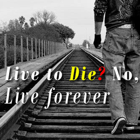 Live to die no live forever