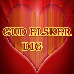God loves you-Danish
