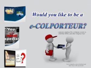 e-colporteur