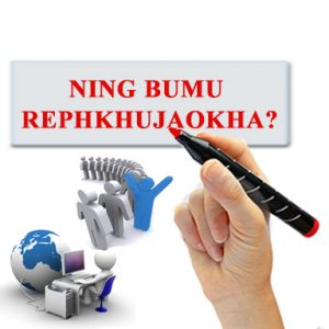 NING BUMU REPHKHUJAOKHA? (IS YOUR NAME REGISTERED?)