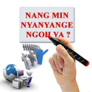 Nang Min Nyanyange Ngoh Ya ? (Is Your Name Registered)